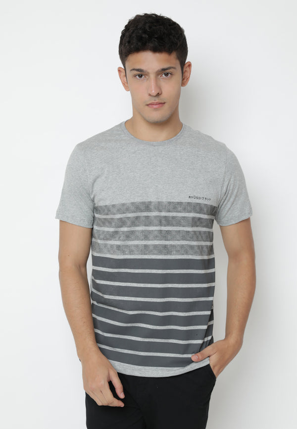 Tsh Men Junichi Grey