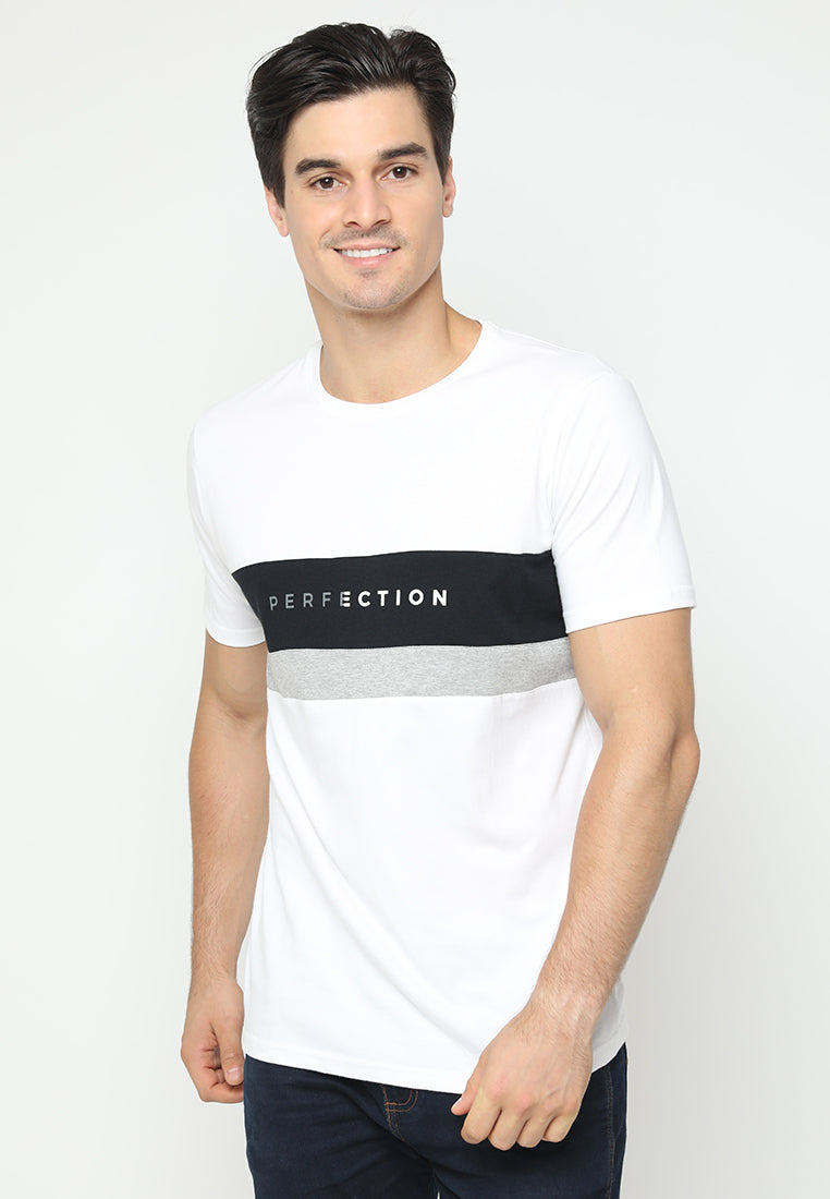 Tsh Men Perfection CMB NG White
