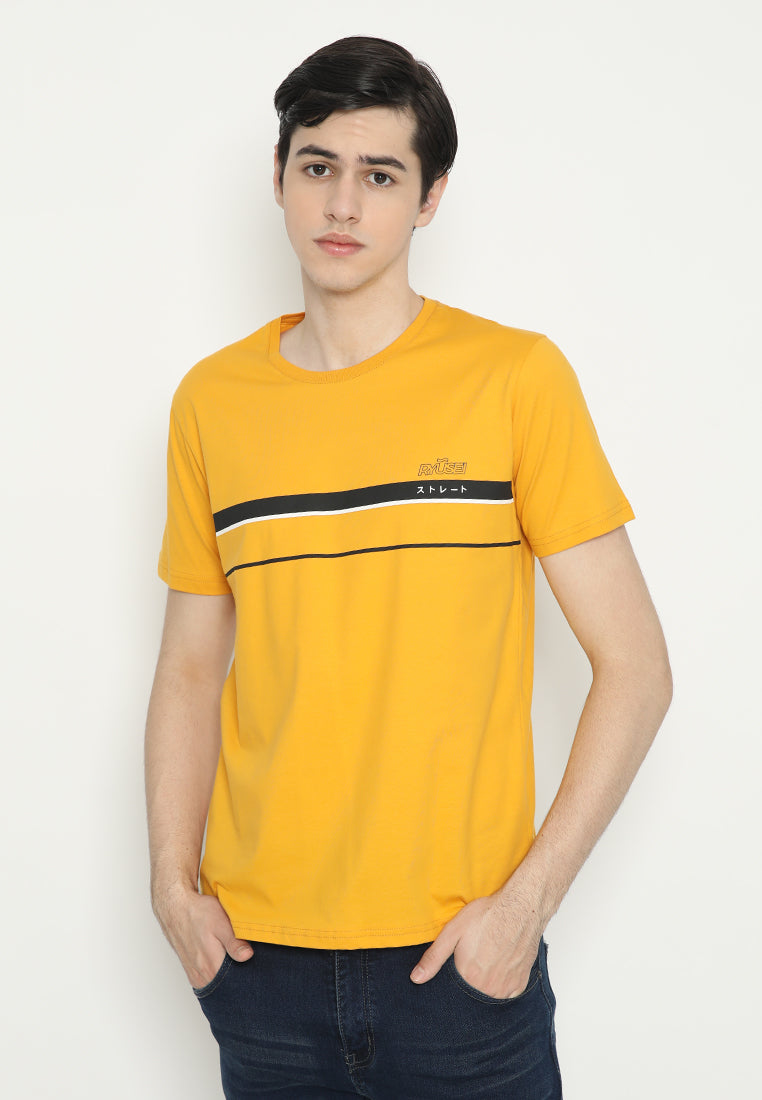Tsh Men Sano Yellow
