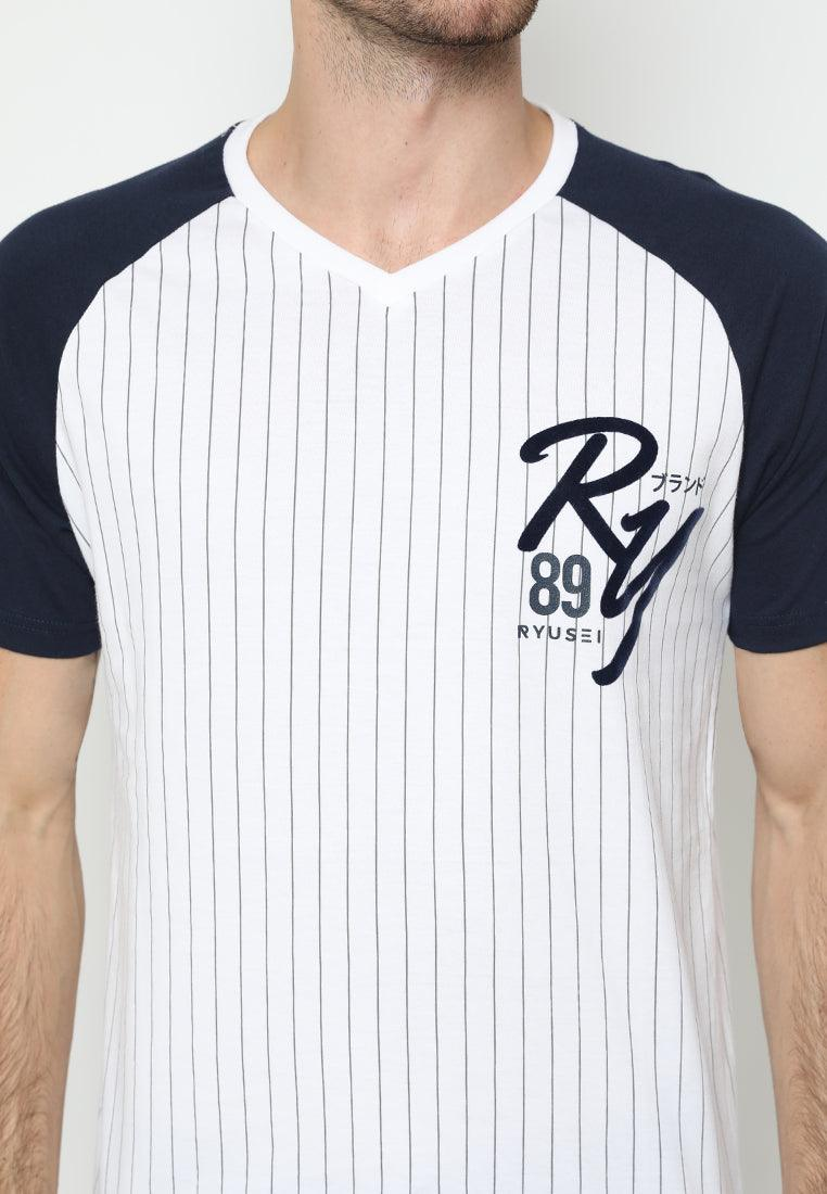Tsh Men Ry89 White