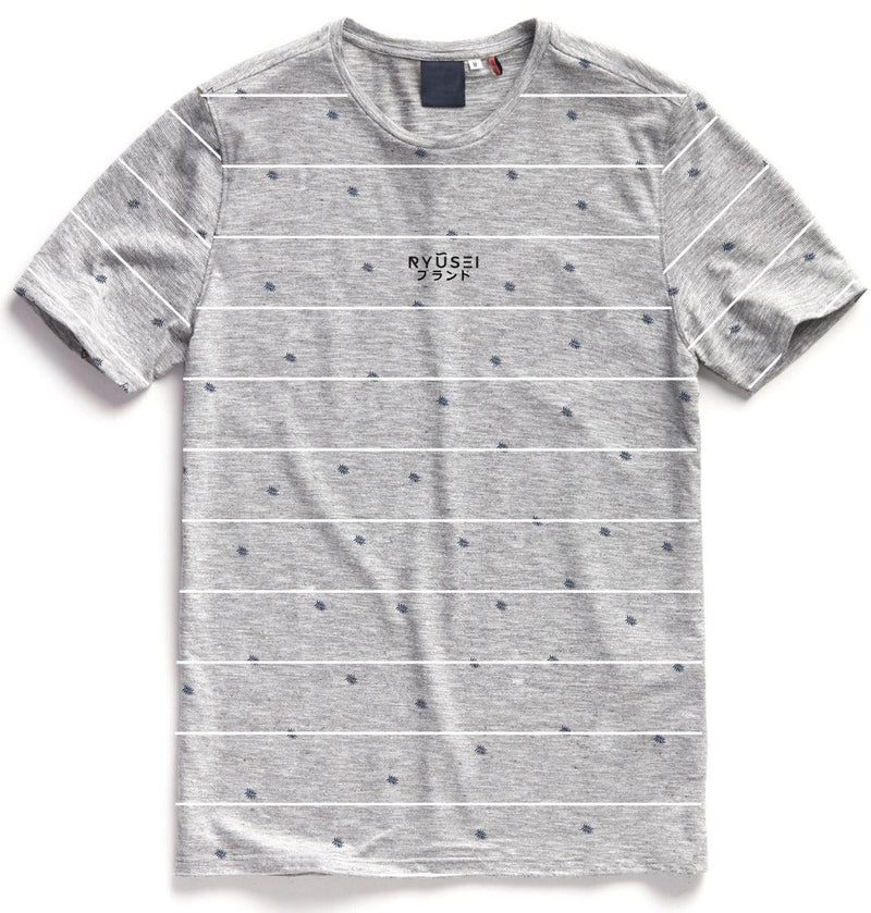Tsh Men Katsomi FP Grey