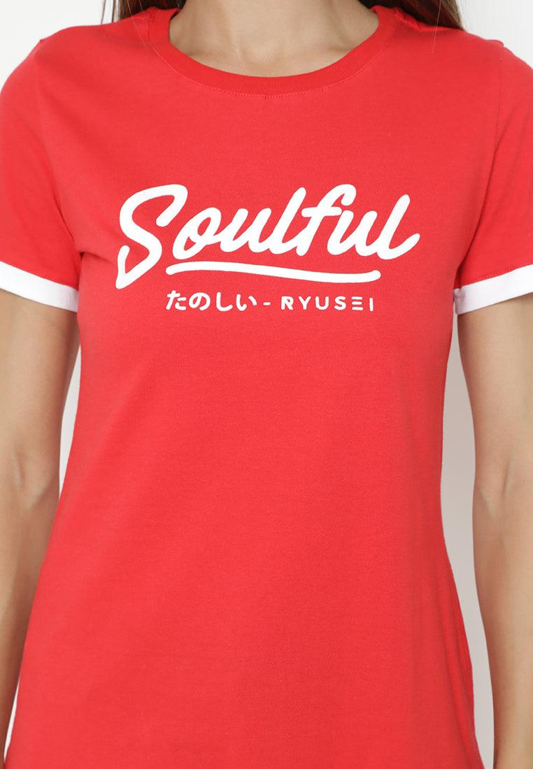 Tsh Soulful Red