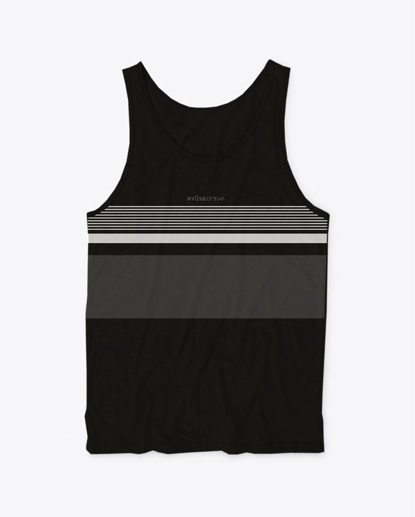 Tanktops Men Natsuo Black