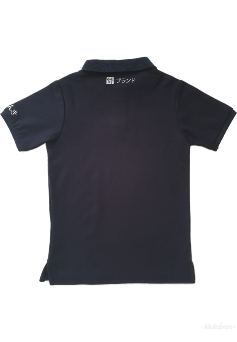Polo Kyatchi Kids Navy