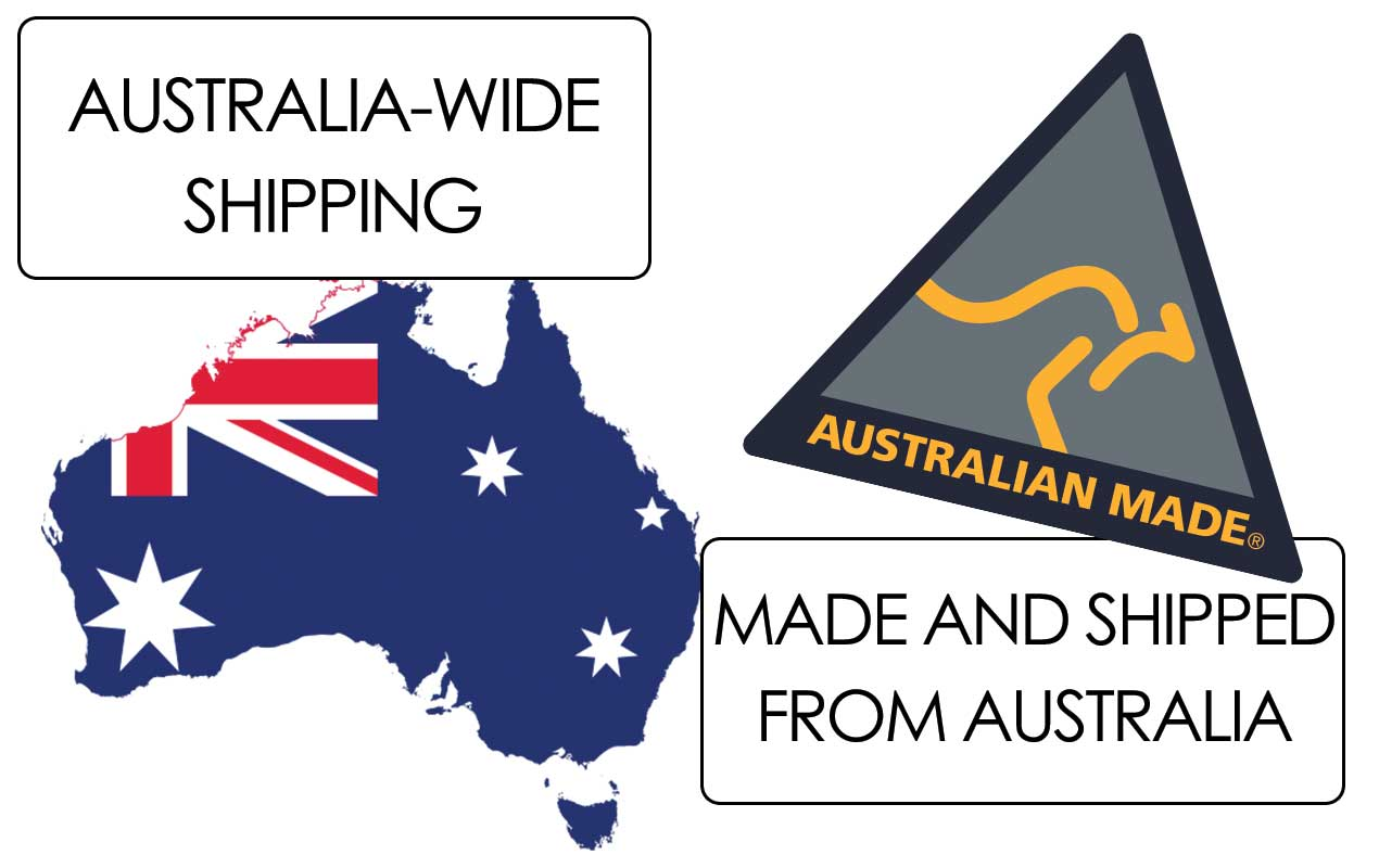 We are an Australian-based business shipping from Victoria for one flat-rate cost | photoWOW