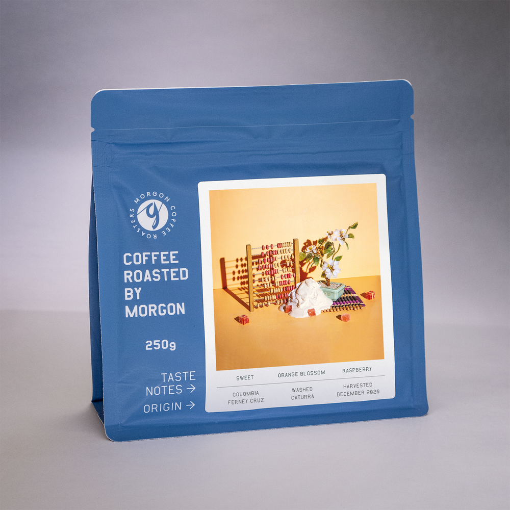 Ferney Cruz - Colombia, Tarqui - Morgon Coffee Roasters