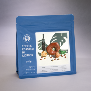 Our Faithful Espresso: Ricardo Tavares - Morgon Coffee Roasters