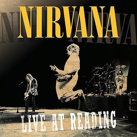 Nirvana - LIVE AT READING - LP