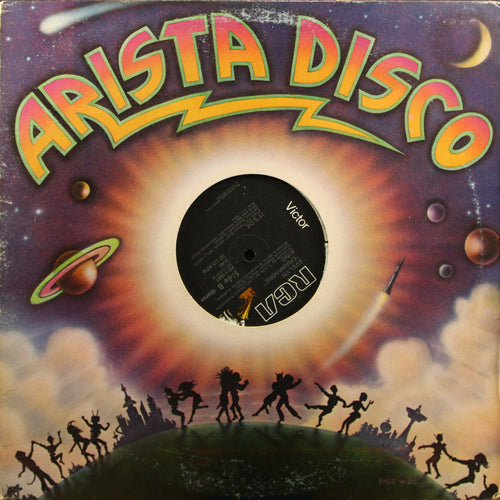 Arista Disco - Evelyn Champagne King
