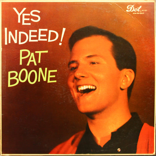 Pat Boone - Yes Indeed