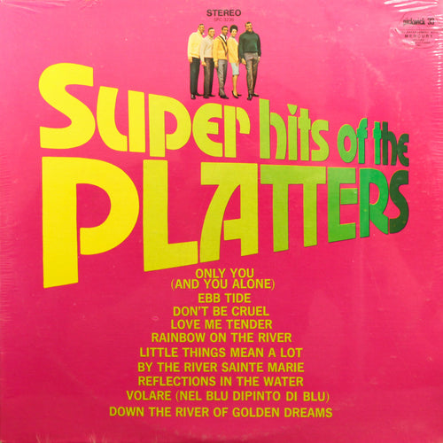 The Platters - Super Hits