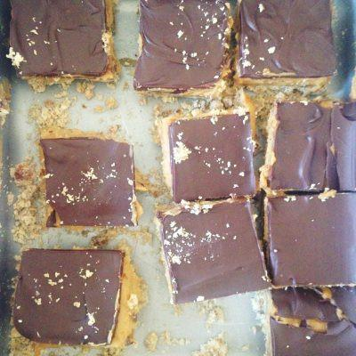 Healthy Vegan Nanaimo Bars: gf, protein packed, high raw, surprisingly delicious