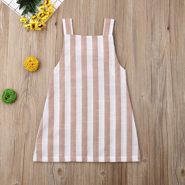 Montana Stripe Dress