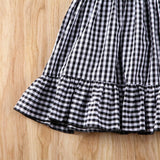 Sierra Gingham Dress