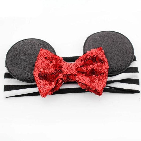 Miss Minnie Headband