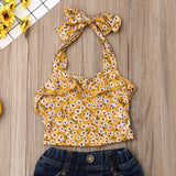 Aylah Halter Summer Set