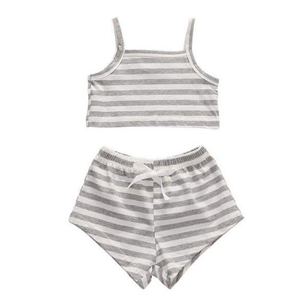 Sadie Striped Summer Set