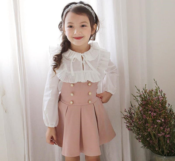 Hallie Skirt Set
