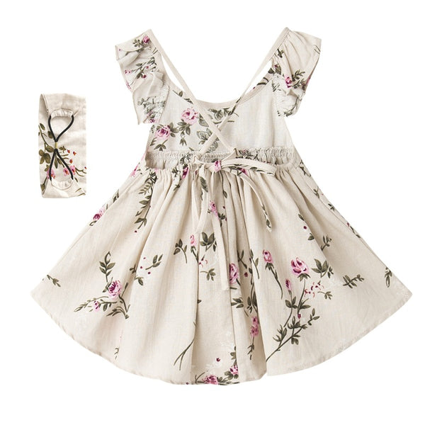 Lylah Vintage Dress