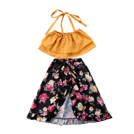 Gabriella Skirt Set