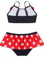 Miss Minnie Bikini Skirt Set