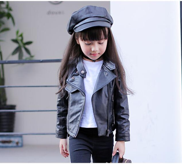 Bailey Faux Leather Jacket