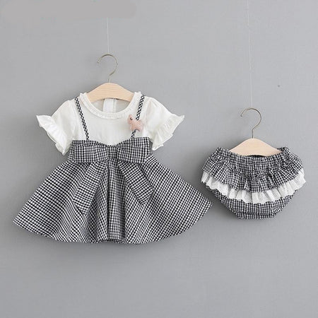 Miss Coco Tweed Dress Set