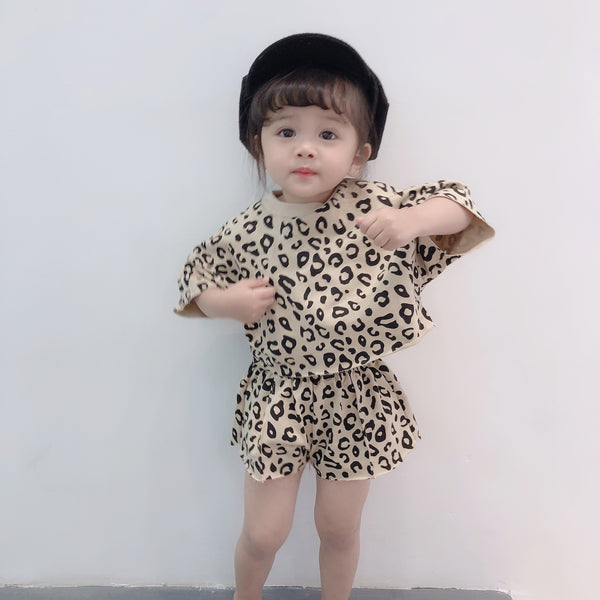 Letty Leopard Set