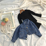Ziggy Dress & Denim Jacket Set