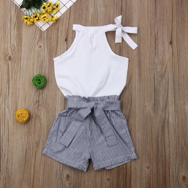 Elouise Summer Shorts Set