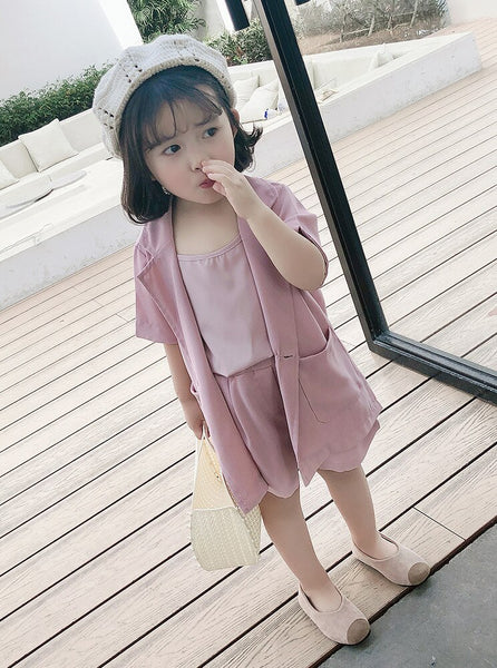 Thessina Summer Suit Set