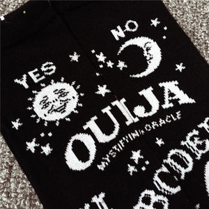 Ouija Board Socks