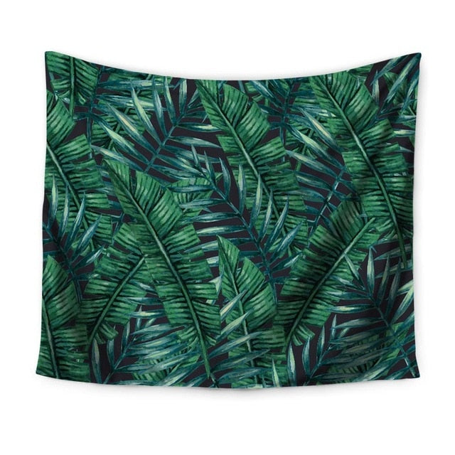 Tropical Palm Tapestries -  6 Designs