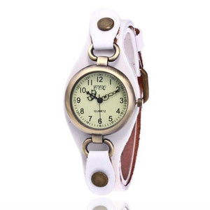 Vintage Style Bohemian Leather Watch - 8 Colors
