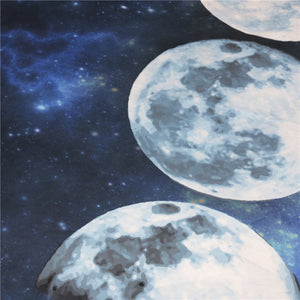 Mystical Moon Phases Tapestry