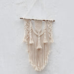Handmade Macrame Wall Hanging - The Sunset