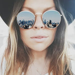 Retro Round Sunglasses - 9 Colors