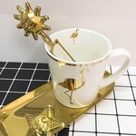 Creative gifts Gold color stainless steel handle tea strainer Star/sun/moon/heart/shell tea filter tea tools 1pc/lot