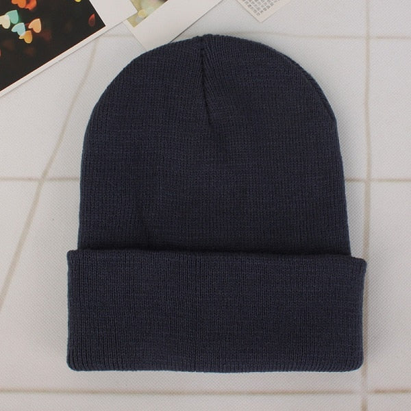 Classic Knit Beanies - 23 Colors