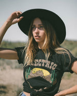 Vintage Style Electric West Desert T Shirt