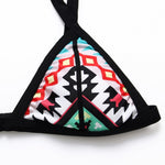 Bikinis 2018 Mujer Sexy Bikini Set Swimsuit Swimwear Female Swimsuits Halters Padded Bikini Bather Swimming Suit For Women