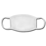 Face Mask - white/white