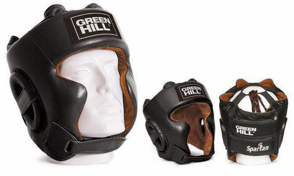 Green Hill SPARTAN Head Guard