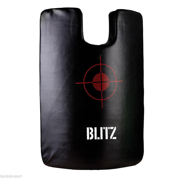 Blitz Full Size Riot Body Strike Shield - Black