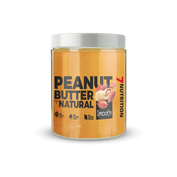 7 NUTRITION Peanut Butter Natural - 1000g