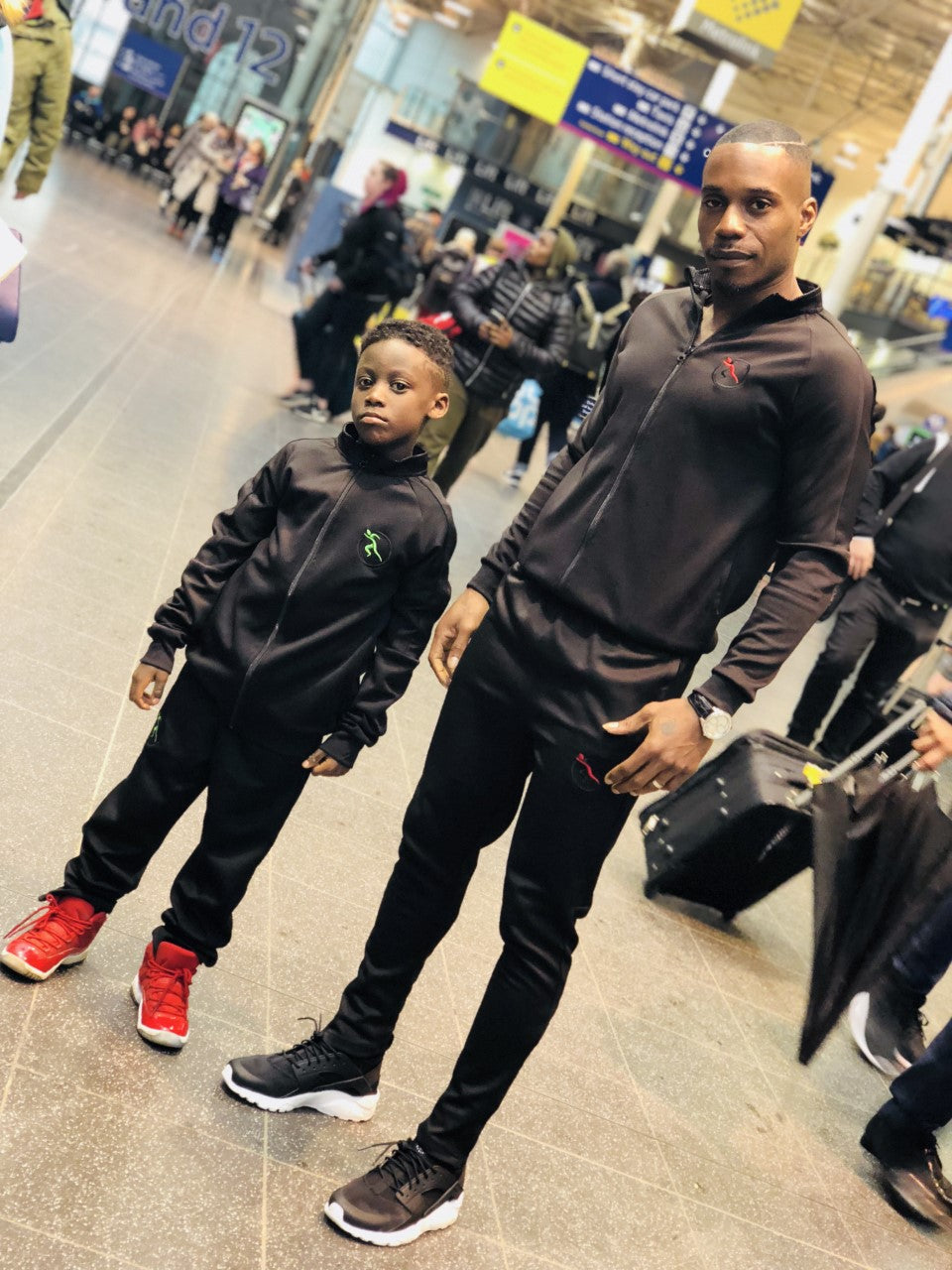 Junior 'Young King' Tracksuit BOYS
