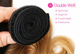 BRAZILIAN OMBRE HAIR WEAVE COLOURED HONEY BLONDE BUNDLES - Hey Magento