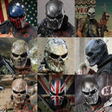 TACTICAL CAMOUFLAGE MASKS - 9 DESIGNS - Hey Magento