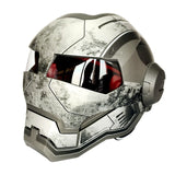 IRONMAN WAR MACHINE MOTORCYCLE HELMET - 96 CHOICE SELECTION - 1PC - Hey Magento