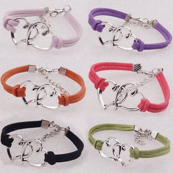 TRENDY CUTE HANDMADE ELASTIC - 8 COLOUR CHOICE - 1PC